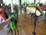 Bug carousel