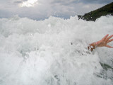 Oh ... that wave!