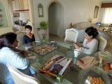 Playing Clue with Archana and Radhika Masi