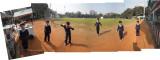 At the Calcutta Cricket and Football Club (4 Jan 2014)