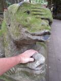 Monkey Forest statue, Bali (2008)