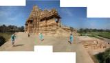 Rahil in western Khajuraho temple complex (31 Jan 2014)