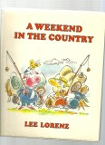 A Weekend in the Country (1985) (inscribed)