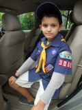 First day of second year of cub scouts