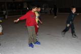 Getting around on skates
