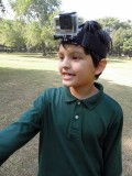 Football in Lodhi Garden