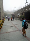 Another foggy and cold school morning