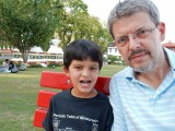 Dad and Rahil