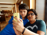 With best pal Anjali Arondekar