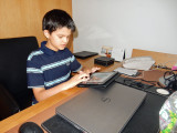 Junior executive