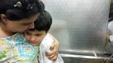 With Radhika Masi