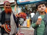 Pahalgam street scene