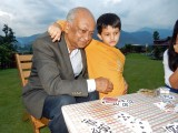 With Nanu in Pahalgam