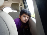 Long car ride home