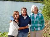 Sydney, Gilly, Grandma
