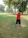Siri Fort golfing
