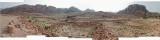 Petra Columnade and Royal Tombs (15 Nov 2015)