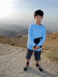 Dead Sea overlook