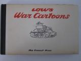 Low's War Cartoons (1941) (inscribed)