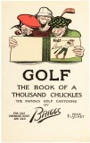Advertisement for Golf by Briggs