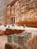 Nine Small Books carry on to Petra in November of 2015