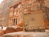 Bull Tales visits Petra (2015)