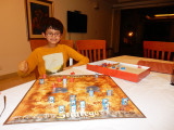 First game of Stratego