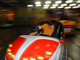 Trip to the bumper car place