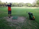 Golf at Siri Fort
