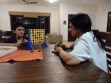 Connect Four with Nani