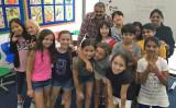 Fifth grade classmates