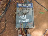 A typical Indian power box (December 2016)