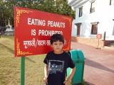 Eating Peanuts (Dehradun 2016)