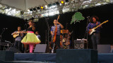 La Santa Cecilia at main stage