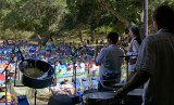 The Zongo All-Stars open at Live Oak 2014