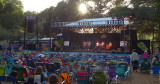 Evening sets in on Friday at Live Oak 2014