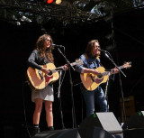 Sarah Lee Guthrie and Johnny Irion return to the Live Oak main stage