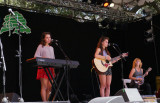 Lily and Madeleine take the main stage later Sunday morning