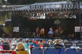La Santa Cecilia takes the Sunday afternoon main stage