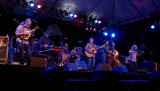 Railroad Earth brings the evening to a close