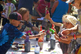 This will be the best squirt gun fight ever...