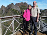 Pico do Areiro to Pico do Ruivo