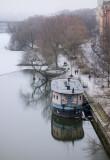 Stillness by the canal