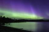Norhern light . South- Namsenfjord