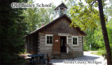 old Bailey School House front