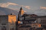 Alhambra and Sierra Nevada