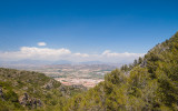 Alhaurin de la Torre, from Sierra de Mijas