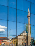 Reflection of Çarshi Mosque