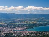 Geneva from Mont Salève