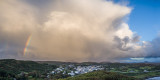 Clouds over Clifden